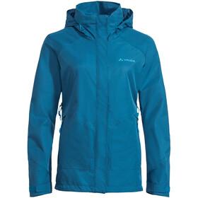 VAUDE Elope Jacket Women, niebieski